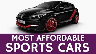 10 Most Affordable Sports Cars in Small Hatchback Body