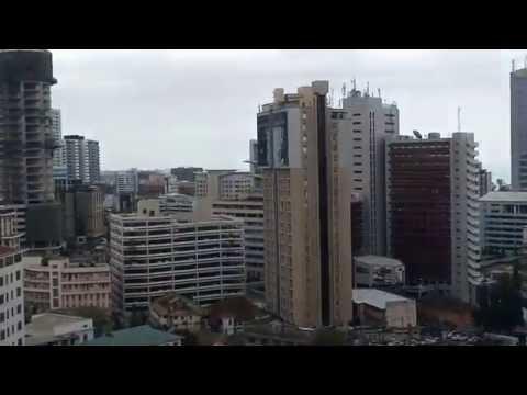 CITY CENTRE | DAR-ES-SALAAM, TANZANIA [BEAUTIFUL VIEW]