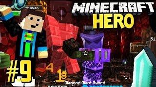 SPRUNG rettet MEIN LEBEN? - Minecraft HERO #9