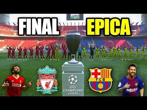 ¡¡final-uefa-champions-league!!-liverpool-vs-fc-barcelona- -bal- -pes-2019-#15