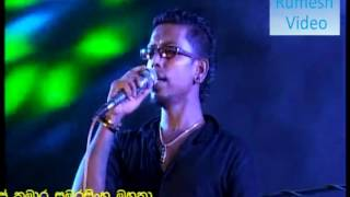 Chamara weerasingha live song Maharagamata wahin
