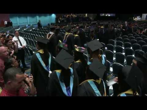 Graduación National University College