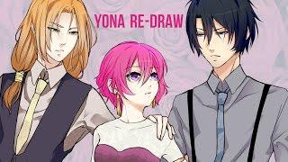 Akatsuki no Yona Fanart Re-Draw (Digital Drawing)!