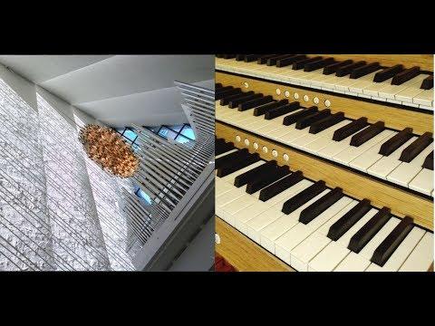 """Tromsø - Arctic Cathedral: Organ Recital by Marco Lo Muscio """"The Mystic Organ"""""""