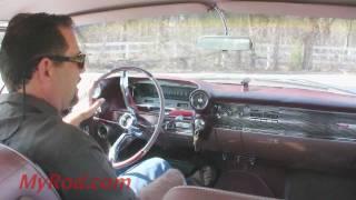 1960 Cadillac Coupe deVille (video 2) - MyRod.com