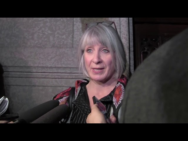 "Labour Minister Patty Hajdu says recently passed back-to-work legislation includes framework for Canada Post to ensure ""positive labour relations"" within the corporation moving forward."