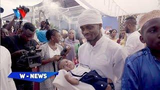 HIVI NDIVYO FAMILIA YA DIAMOND ILIVYO SHEREHEKEA 40 YA NASEEB JR