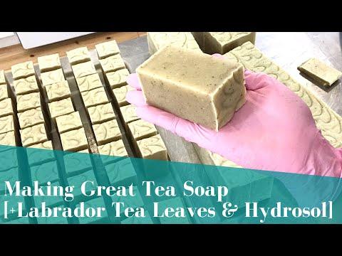 Making Great Tea Soap | Summer Shorts