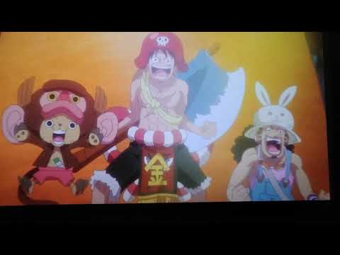 Extracto 1/3 De One Piece Gold: La Película 😎👌 #OnePiece #Anime #Movie