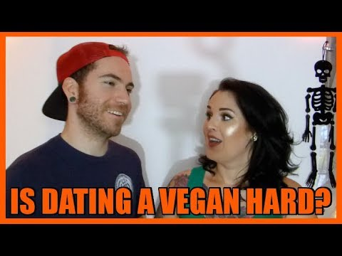 dating vegetarian app