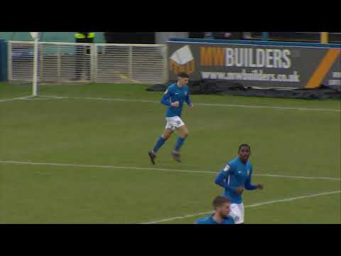 Match Highlights: Macclesfield Town v Exeter City 15.02.20