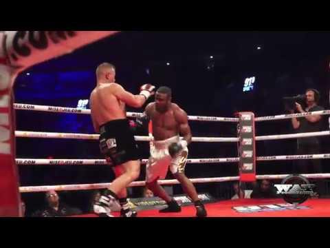 Jean Pascal vs Steve Bossé, Le KO Final de Jean Pascal