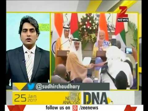 DNA: Analysis of friendly relations between India and UAE