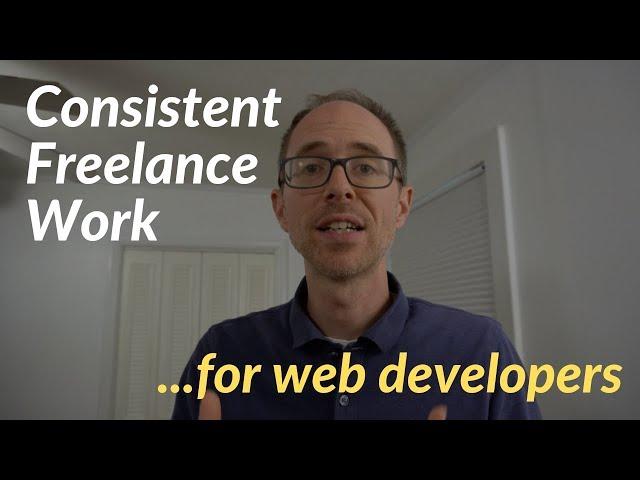 Finding Freelance Work: #1 Method For Web Developers