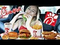 Chick-fil-A Mukbang | Eating show | Jessie Sims
