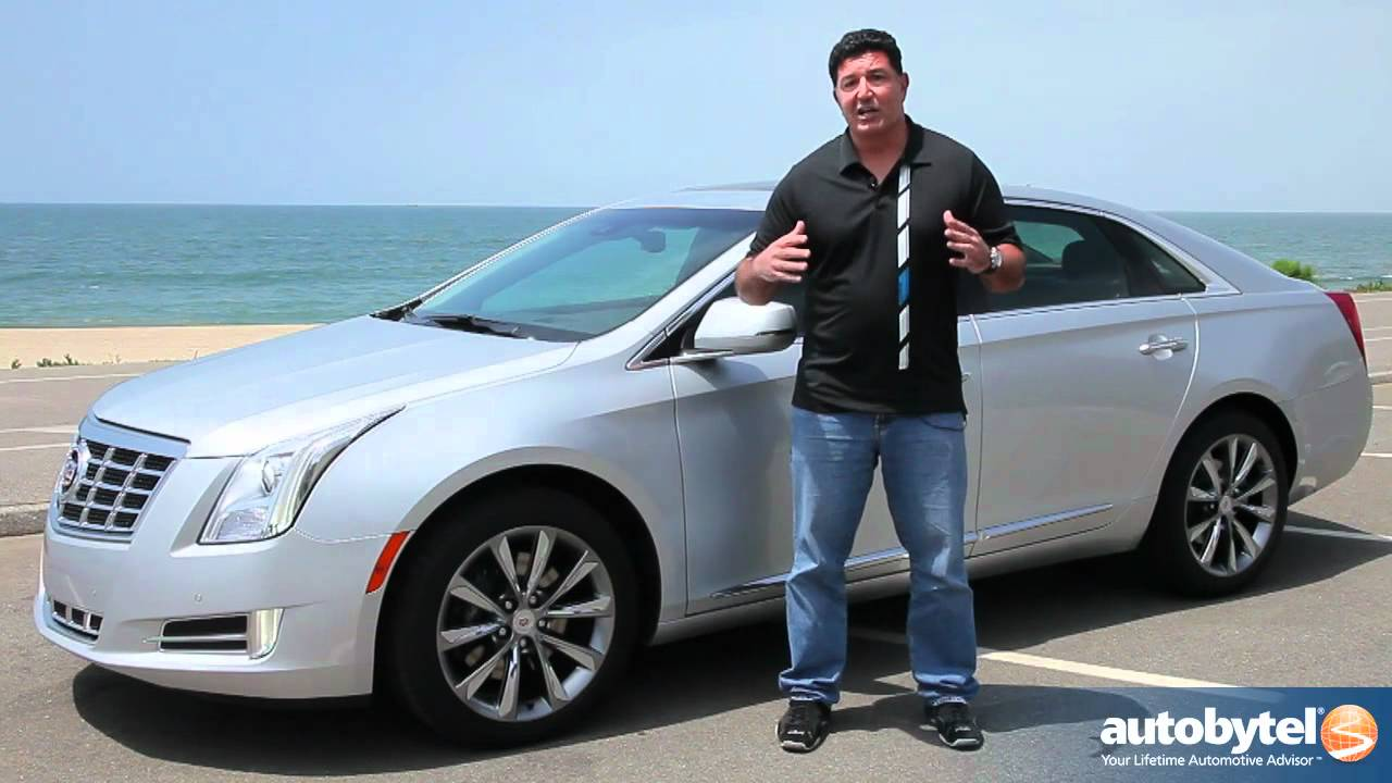 2013 Cadillac Xts Luxury Car Video Review Youtube