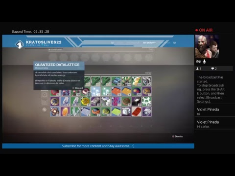 Gambit Destiny 2 warlock Gameplay-Awesome