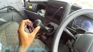 CARA MENGENDALIKAN DUMP TRUCK CANTER || #MP_4 FULL HD