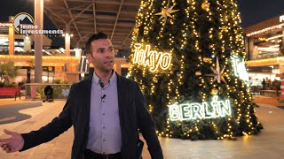 Download Mp3 Vlog #3 - Visiting La Zenia Boulevard During Christmas 2019