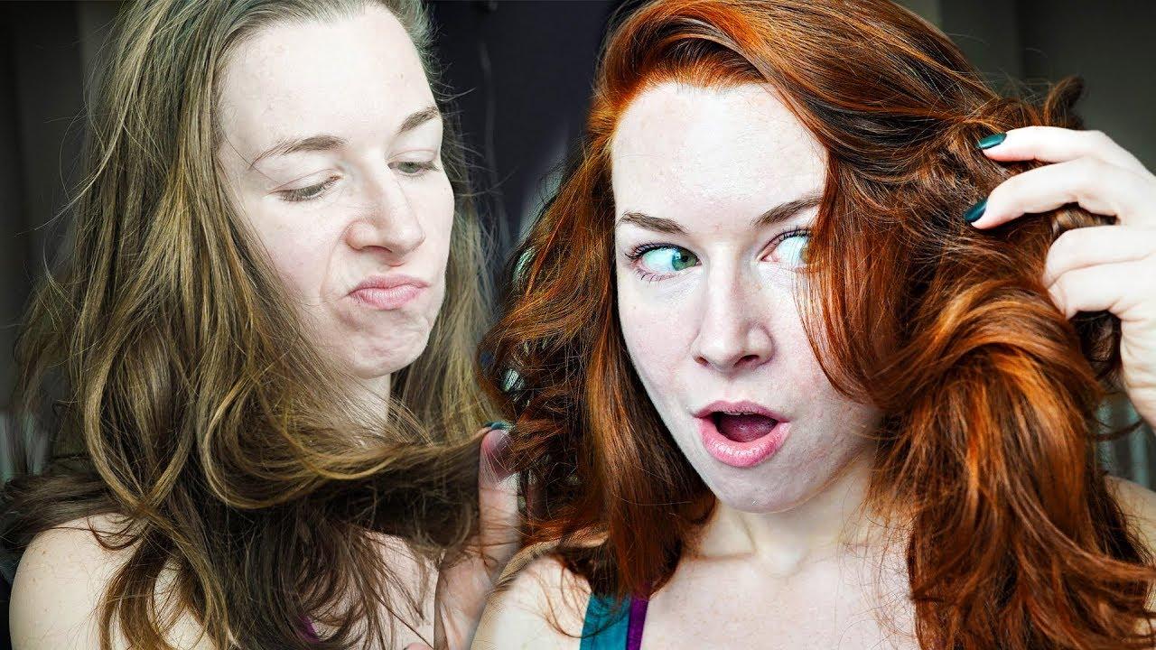 henna hair beginners