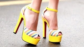 БОСОНОЖКИ на КАБЛУКЕ Купить - 2019/Heeled Sandals to Buy/Sandalen Mit Absatz zu Kaufen. Босоножки на Женских Ножках