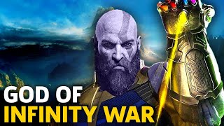 How To Get God Of War's Infinity Gauntlet Easter Egg
