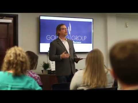 Branding For Startups - The Golding Group @ Results Junkies North American Tech tour Stillwater, OK