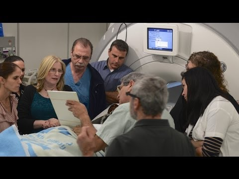 First Time Ever In Israel: Noninvasive Brain Surgery