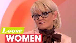 Danniella Westbrook Feels Lucky To Return To Eastenders | Loose Women