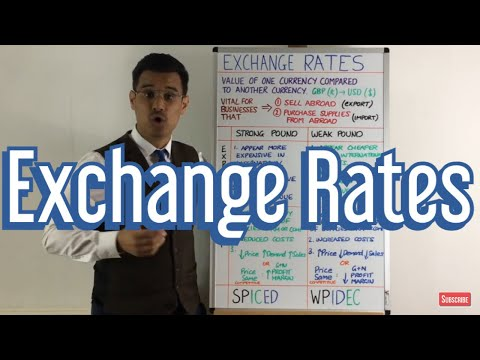 Exchange Rate Impacts