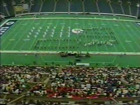 Goshen High School Marching Band 1992 State Finals