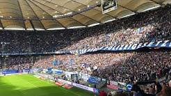 """""""Mein Hamburg lieb ich sehr"""" HSV - VFB 6:2, Volksparkstadion  HSV Song am 11. Spieltag 2. Bundesliga"""