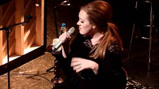 If it Hadn't Been For Love (The Steel Drivers cover) - Adele @ La Cigale, Paris, France