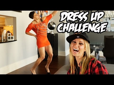 Thumbnail: DRESS UP CHALLENGE!!!