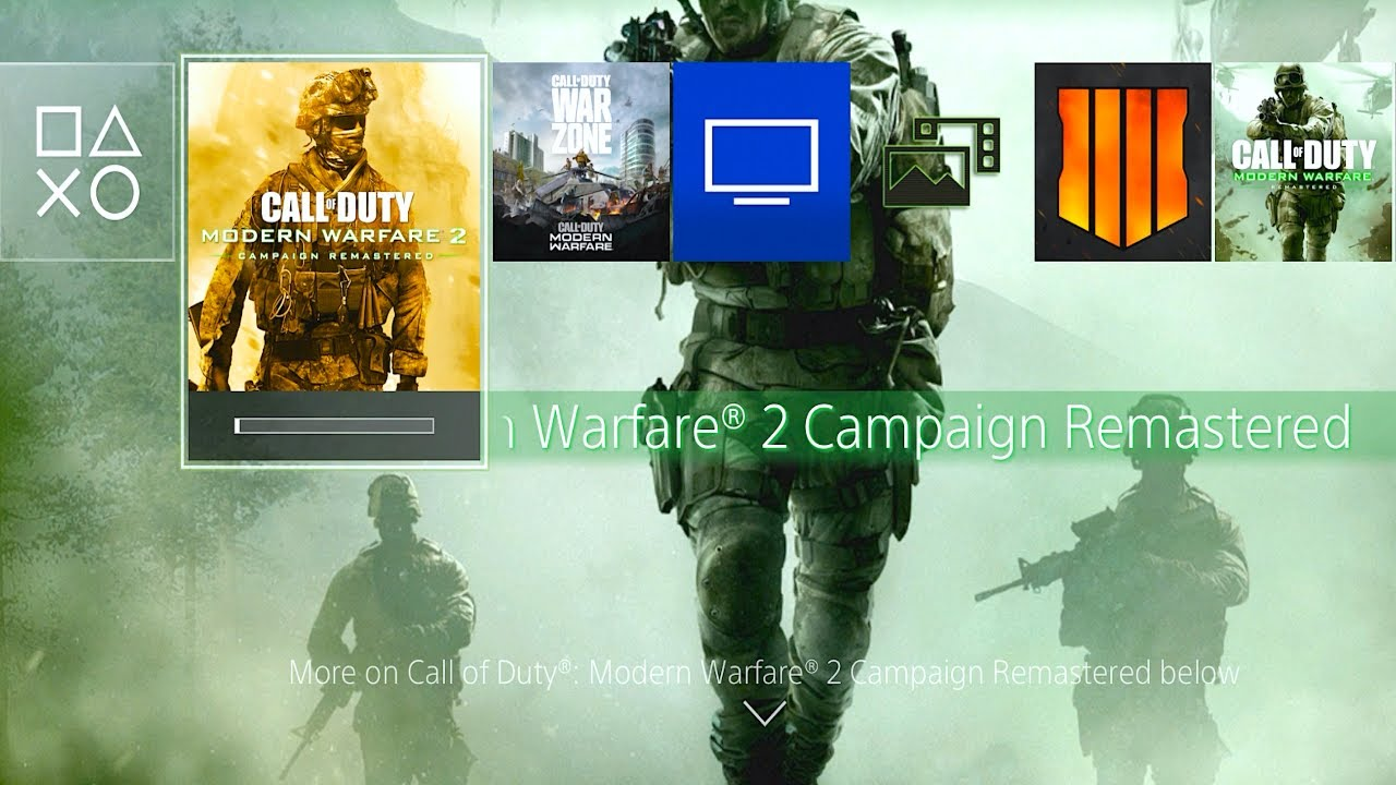 How To Download Modern Warfare 2 Remastered Now Xbox One Pc