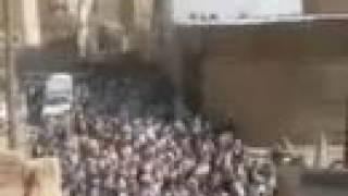 تشييع جنازة الإمام المولى مجد الدين المؤيدي صعدة 3