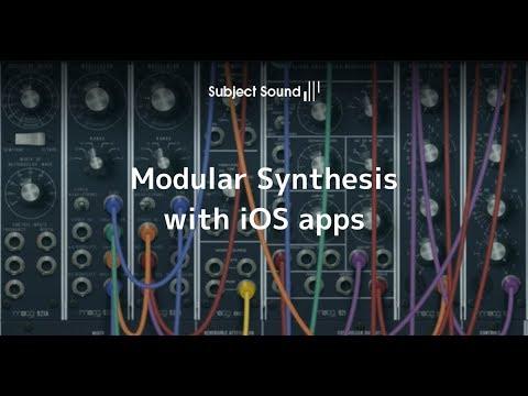 iOS Moog Model 15 Tutorial - Expressive Sounds & Animoog