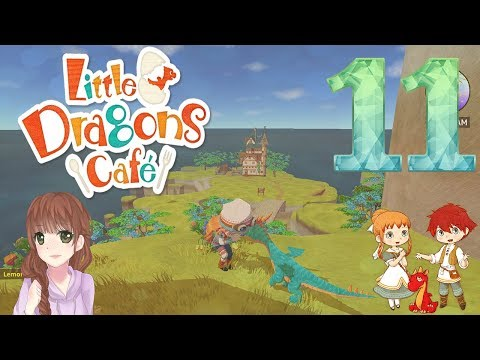 Little Dragons Cafe! (Part 11) Maybe Human After All! thumbnail
