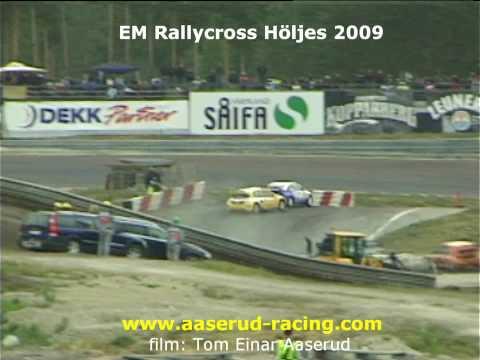 Video rallycross essay 2009