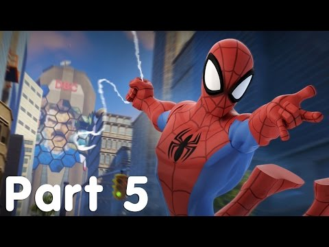 Disney Infinity 2.0 Edition - Spider-Man - Part 5