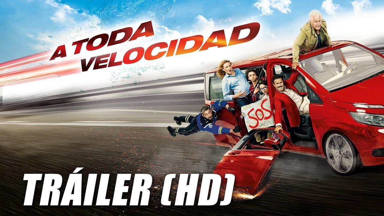 A Toda Velocidad Trailer Doblado Hd Youtube
