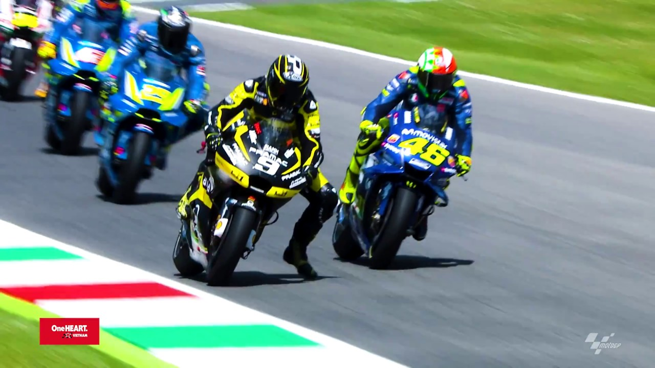 [MotoGP 2018] Chặng 6 MotoGP tại trường đua Mugello, Italia