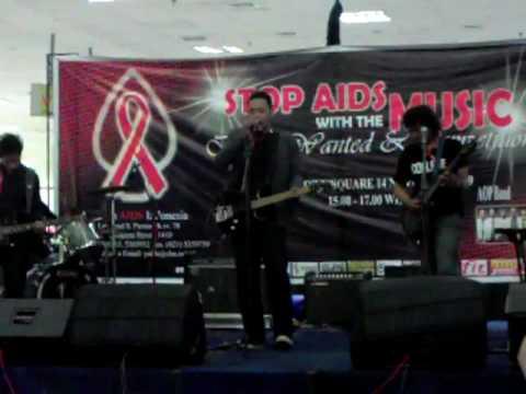 STOP AIDS 2009,Evibosupergladsatu