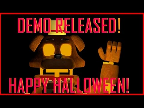 Five Nights at Doggy's Halloween demo