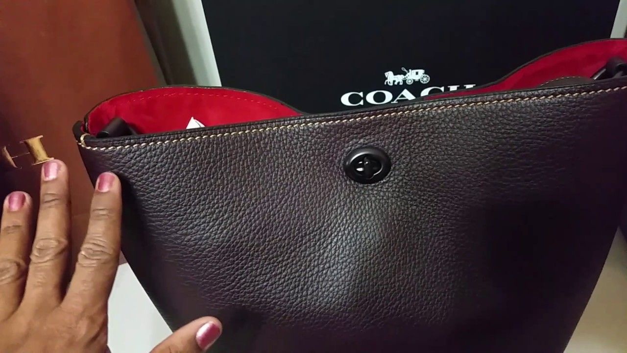 Coach Duffle Shoulder Bag In Glovetanned Leather Coach G12gNk4Nvb