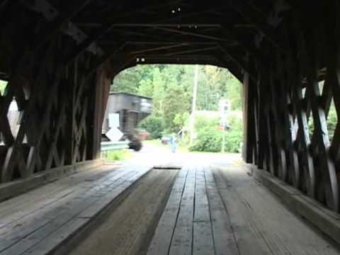 Covered bridge VT.