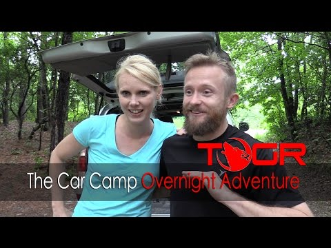 Susan's Joins! - The Car Camp Overnight Adventure - The Outdoor Gear Review