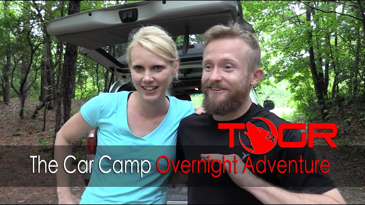Susan S Joins The Car Camp Overnight Adventure The