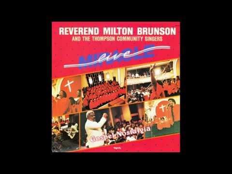 """Jesus Is A Rock"" (1984) Rev. Milton Brunson & Thompson Community Singers"