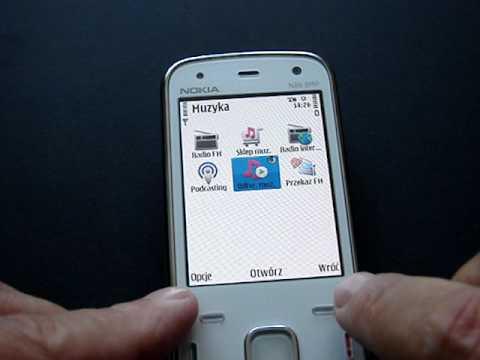 Nokia N86 8MP - test na Telix.pl